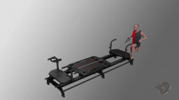 Stationary Lunge, L