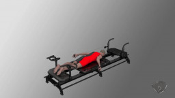 Triceps Press Lying On Stomach