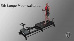 5th Lunge - Moonwalker, L