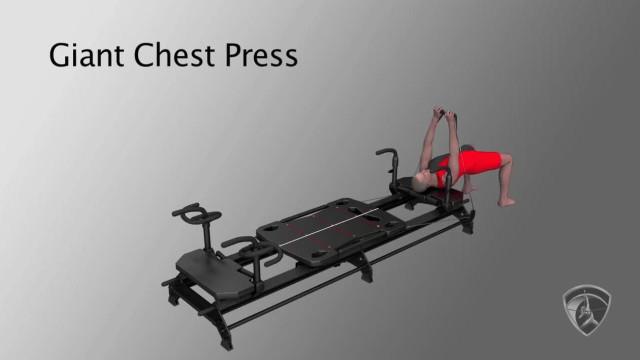 Giant Chest Press