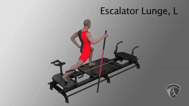 Escalator Lunge, L