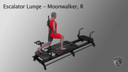 Escalator Lunge - Moonwalker, R