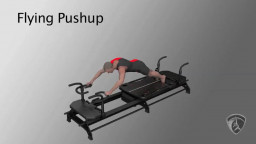 Flying Pushup
