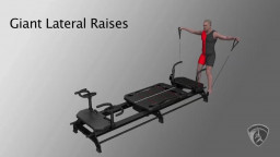 Giant Lateral Raises