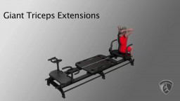 Giant Triceps Extensions