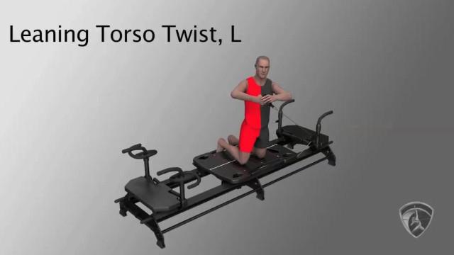 Leaning Torso Twist, L
