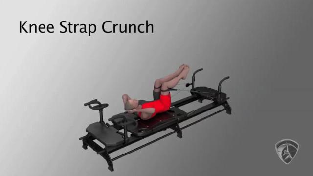Knee Strap Crunch