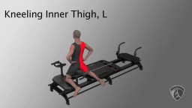 Kneeling Inner Thigh, L