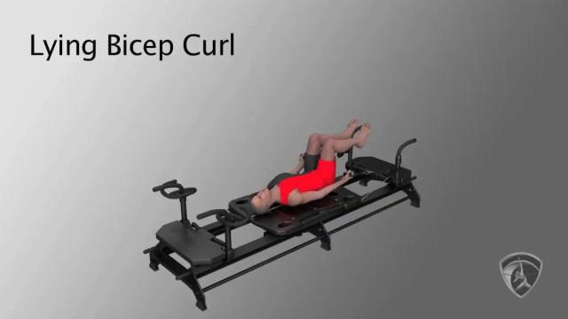 Lying Bicep Curl