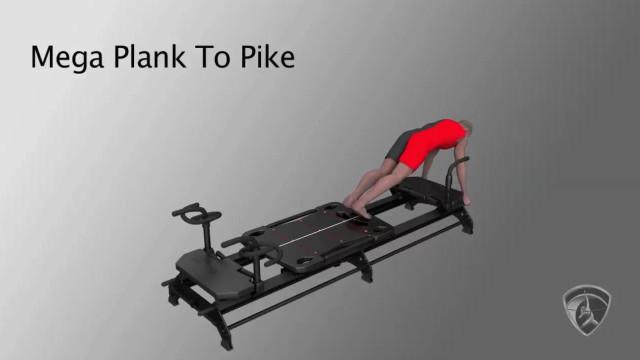 Mega Plank To Pike