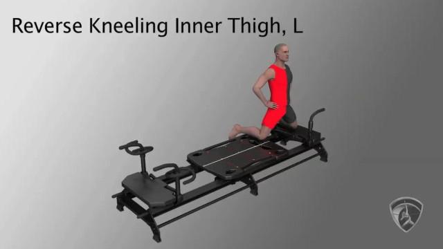 Reverse Kneeling Inner Thigh, L