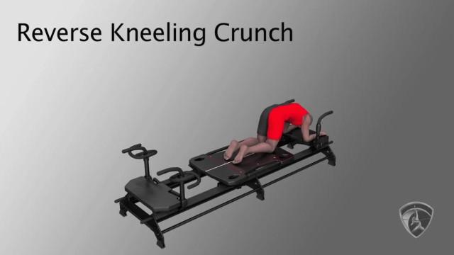 Reverse Kneeling Crunch