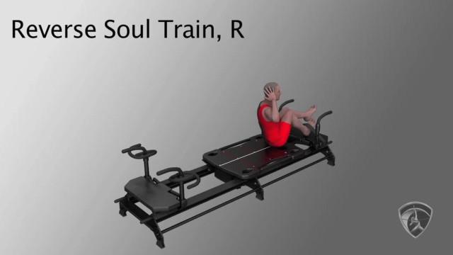 Reverse Soul Train, R