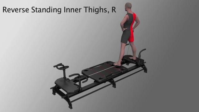 Reverse Standing Inner Thighs, R