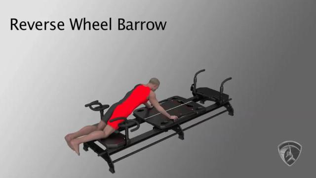 Reverse Wheel Barrow