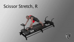 Scissor Stretch, R