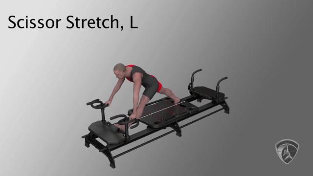 Scissor Stretch, L