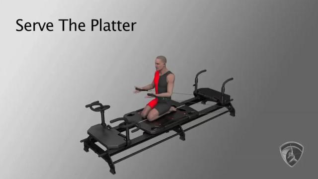 Serve The Platter