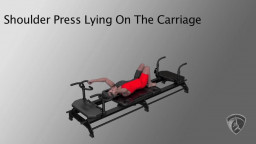 Shoulder Press Lying On The Carriage
