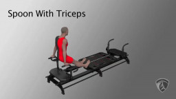 Spoon With Triceps