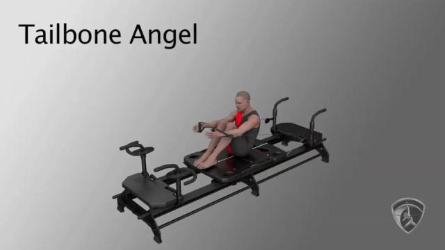 Tailbone Angel