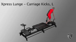 Xpress Lunge - Carriage Kicks, L