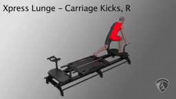 Xpress Lunge - Carriage Kicks, R