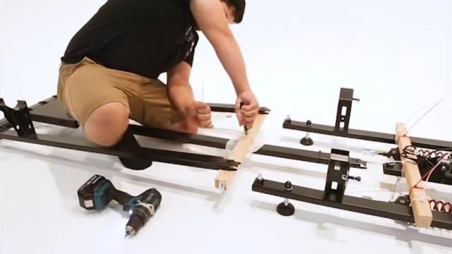 Ramp install B-1280