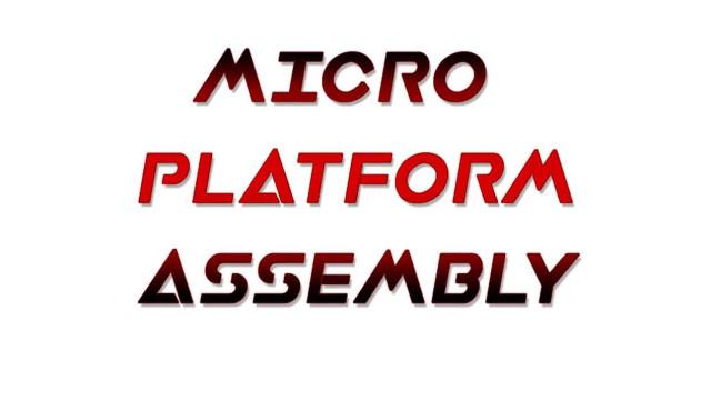 Micro (V1) Platform Assembly