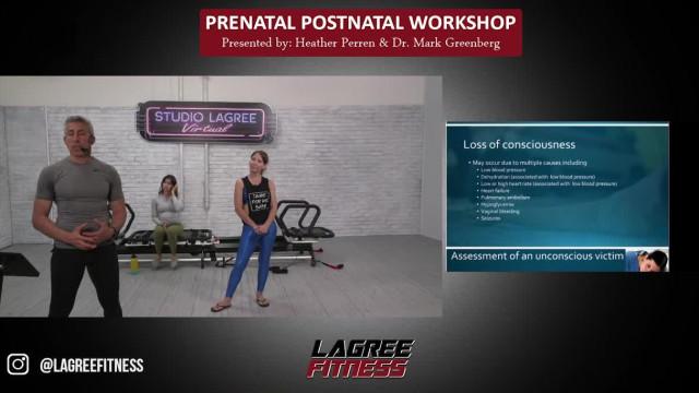 Prenatal Workshop Part 3