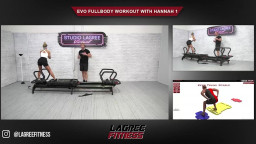 40 minute Full Body Workout on the Megaformer or EVO