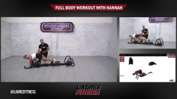 40 Minute Full Body Microformer Workout with Hannah