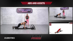 Microformer workout with  Siobhan abs and assets