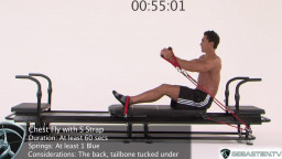 Chest Fly with S-Strap