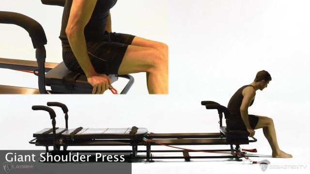 Giant Shoulder Press