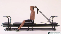 Triceps Extension on Carriage