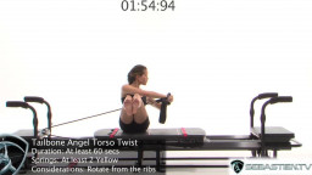 Tailbone Torso Twist