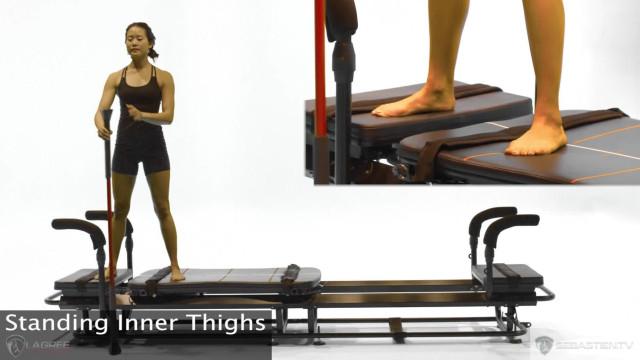 Standing Inner Thighs