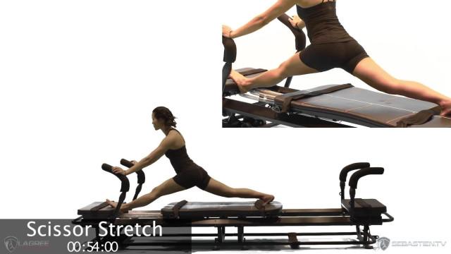 Scissor Stretch
