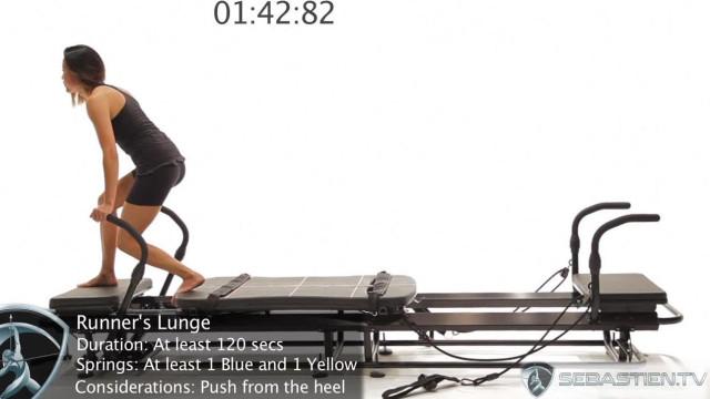 Runner's Lunge