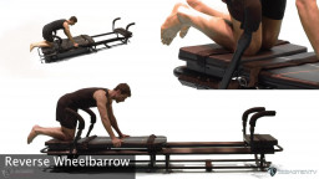 Reverse Wheelbarrow