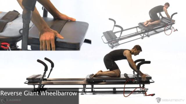 Reverse Giant Wheelbarrow
