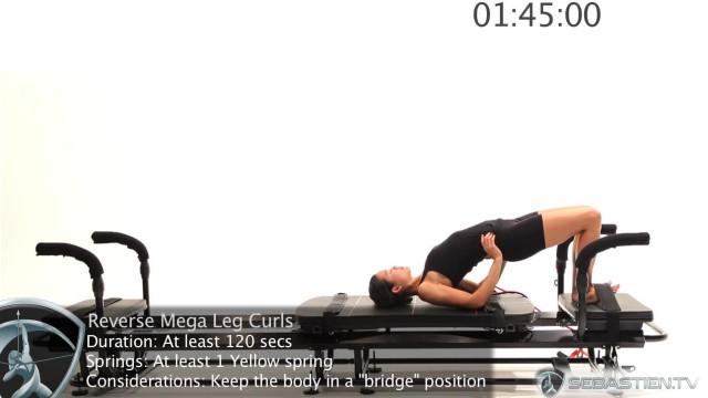 Reverse Mega Hamstring Leg Curls