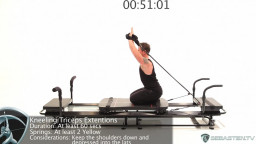 Kneeling Triceps Extension