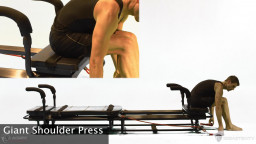 Giant Shoulder Press