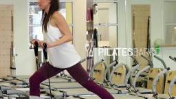 Pilates Barre - Express Lunge