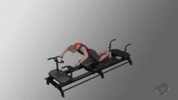 Chest Press on Handle Bars